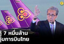 นายสมคิด จาตุศรีพิทักษ์,รองนายกรัฐมนตรี,กระทรวงคมนาคม,การบินไทย,ขาดทุน,กระทรวงการคลัง,โควิด-19,โควิด19,